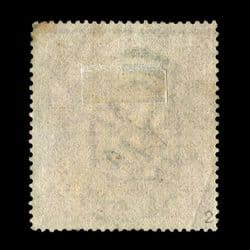 TUT2294 - GB Used Abroad - Haiti - One for the specialist, rarer Plate 2. CLICK FOR FULL DESCRIPTION